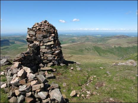 auchope cairn northumberland s finest view featuring the cheviot