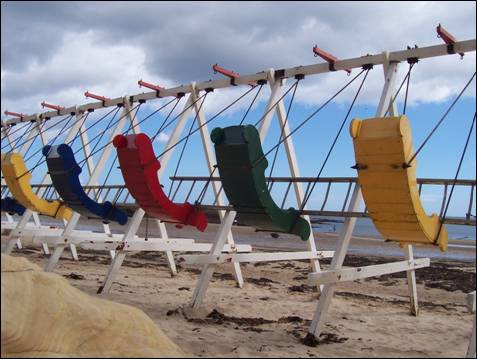 Shuggy boats cullercoats beach for Royal terrace quarry bay