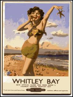 The Whitley Bay Discovery Walk Including Whitley Bay