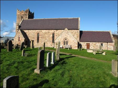 Church of St. Gregory the Great Kirknewton